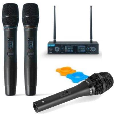 Микрофоны для караоке