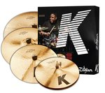 Набор тарелок Zildjian KCD900 K CUSTOM DARK 5 PC CYMBAL SET