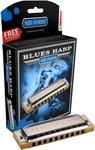 Губная гармошка диатоническая Hohner Blues Harp 532/20 MS C (M533016x)