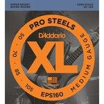 Струны для бас-гитары D'Addario EPS160 50-105