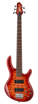 Бас-гитара Cort Action DLX V Plus Cherry Red Sunburst