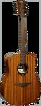 Акустическая гитара LAG Guitars T98D