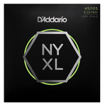 Струны для бас-гитары D'Addario NYXL45105 45-105