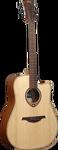 Акустическая гитара Lag T70DC