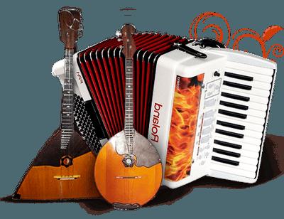 Оркестровые и народные